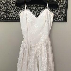 Jessica McClintock/ Gunne Sax Dress